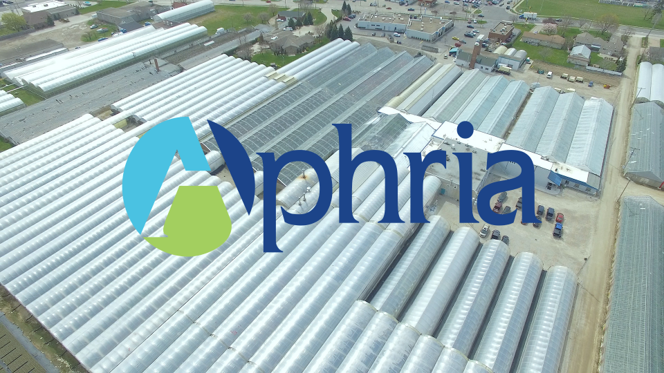 photo image Aphria Posts 63% Increase In Revenue Even As Prices Drop