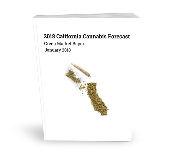 2018 California Cannabis Forecast