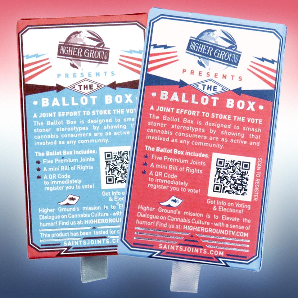 Higher Ground TV Combines Pre-rolls, Voter Registration