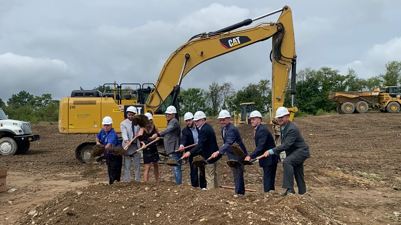 photo of Green Thumb Industries Breaks Ground On Former Prison Site image